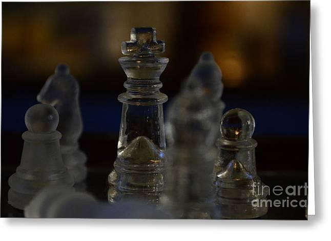 Checkmate 3 Greeting Card by Eva Maria Nova