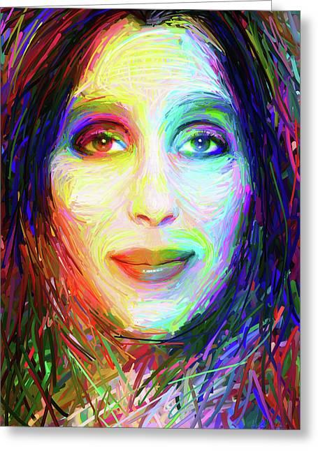 Cheryl Sarkisian Greeting Card