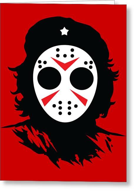 Che's Halloween Greeting Card