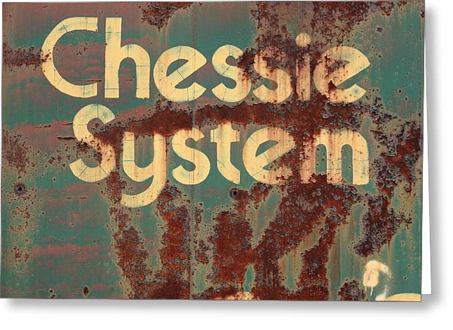 Chessy System Greeting Card by Kreddible Trout