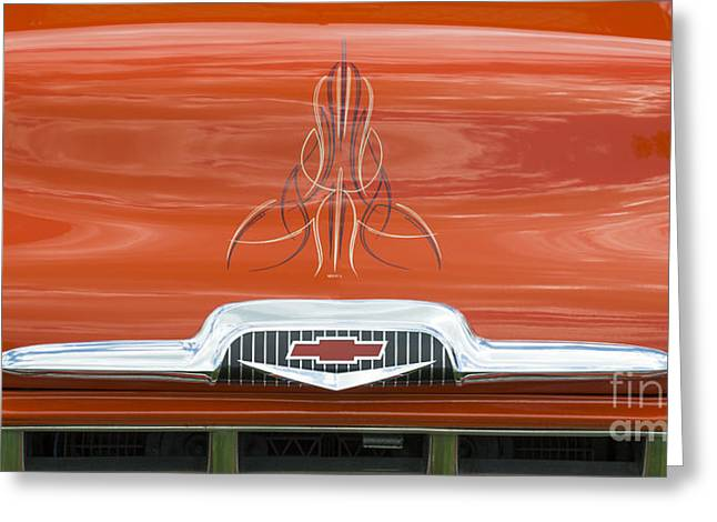 Chevrolet 30 Greeting Card by Wendy Wilton