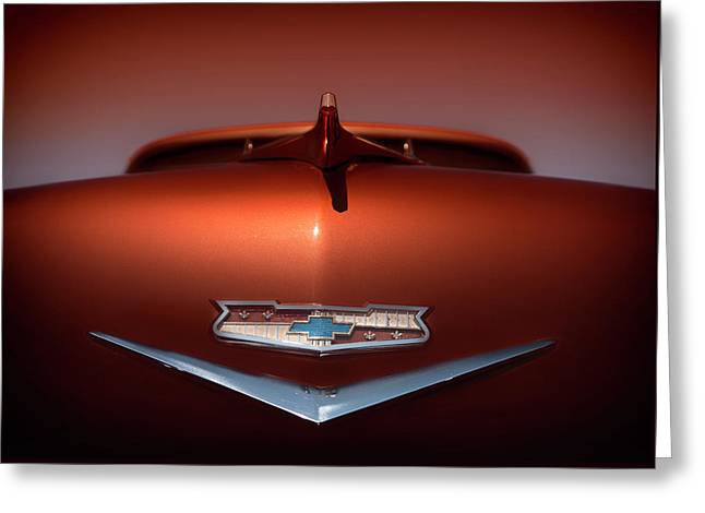 Chevy Nomad Greeting Card by Larry Helms