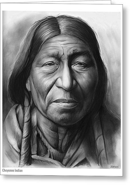 Cheyenne Greeting Card