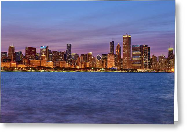 Chicago May 2016 Greeting Card by Donald Schwartz