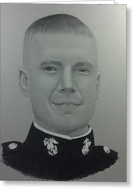 Chief Warrent Officer Kenneth Drexler Greeting Card