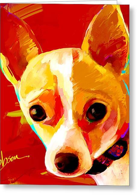 Chihuahua 1 Greeting Card