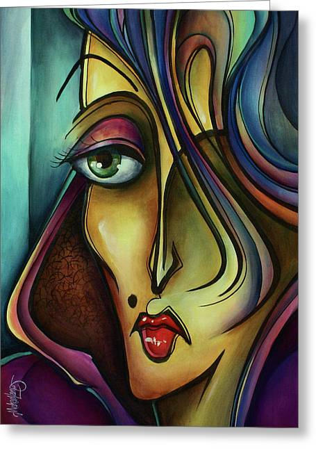 Chil Greeting Card by Michael Lang