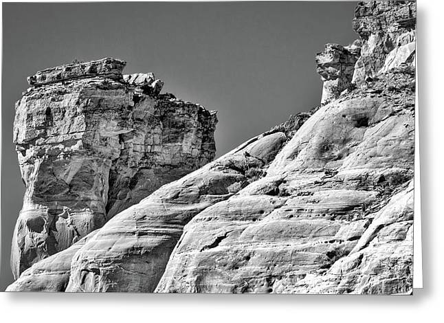 Chimney Rock - New Mexico #4 Greeting Card