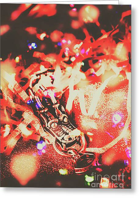 Chinese Dragon Celebration Greeting Card by Jorgo Photography - Wall Art Gallery