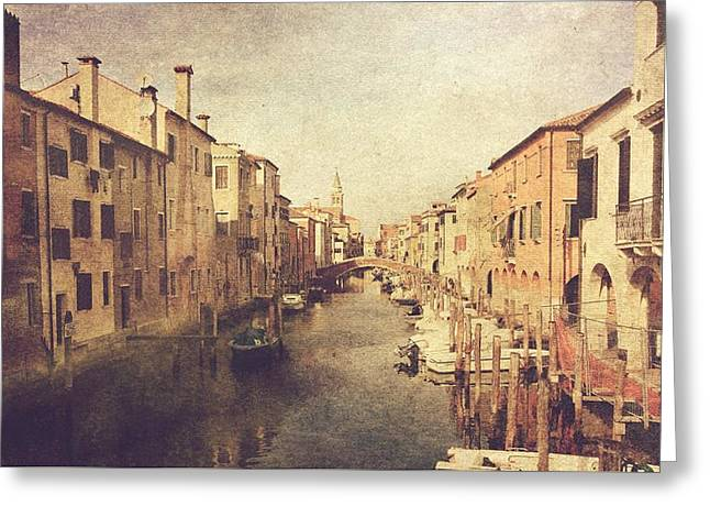 Chioggia Greeting Card