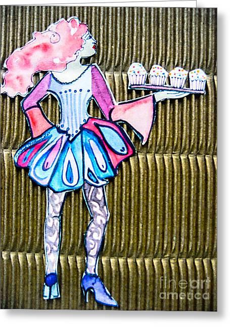 Chloe Greeting Card