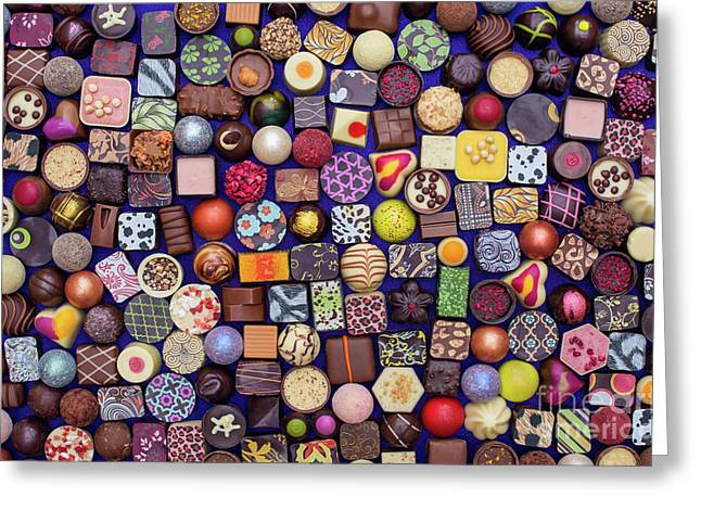 Chocolate Lovers Dream Greeting Card by Tim Gainey