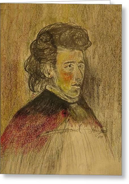 Chopin Greeting Card