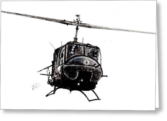 Chopper Greeting Card