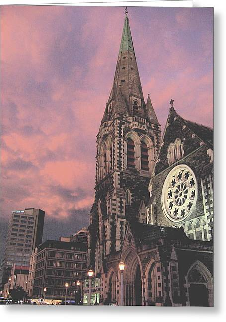 Christchurch I Greeting Card