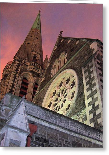 Christchurch Greeting Card