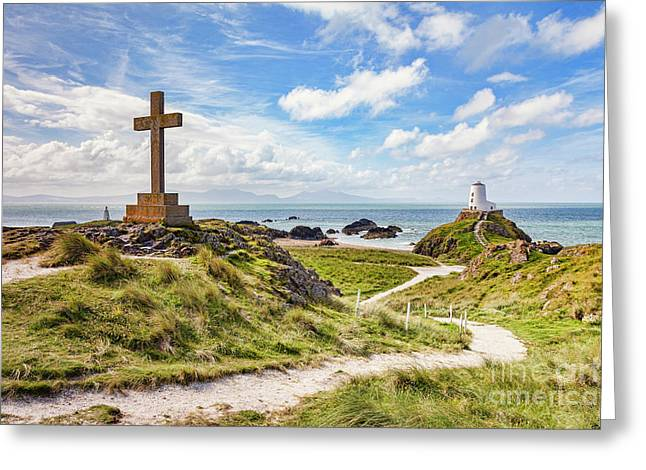 Christian Heritage Greeting Card by Colin and Linda McKie
