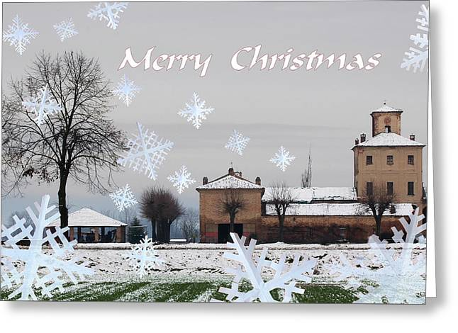 Christmas 2015 Greeting Card by Guido Strambio