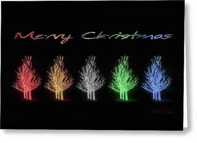 Christmas Card 2016 Greeting Card