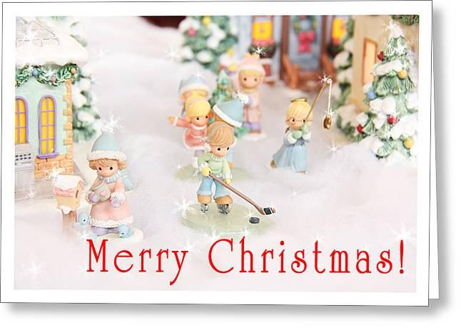 Christmas Card 5 Greeting Card