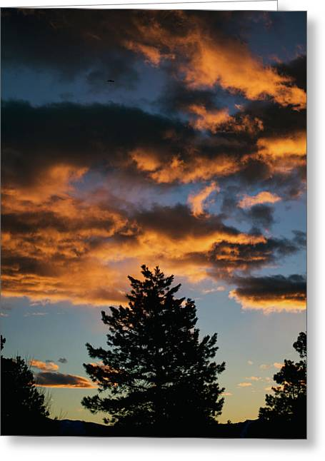 Christmas Eve Sunrise 2016 Greeting Card