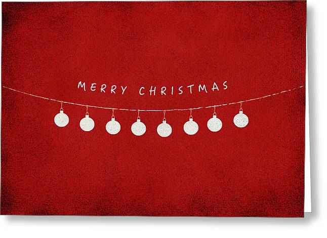 Christmas Series Christmas Decor Greeting Card