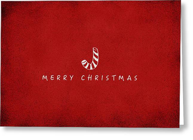 Christmas Series Christmas Stick Greeting Card