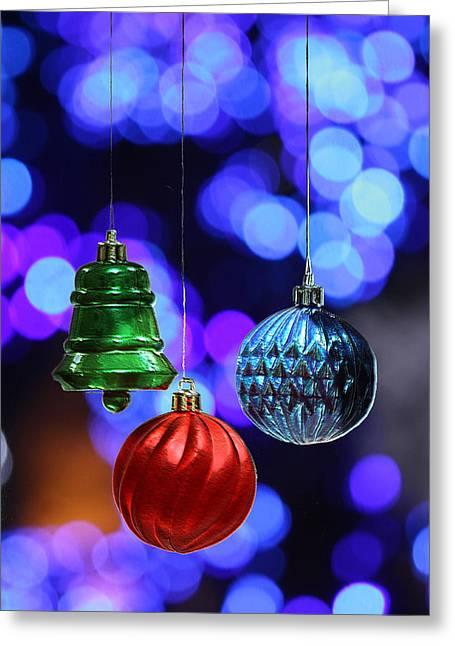 Christmas Sparkle Greeting Card