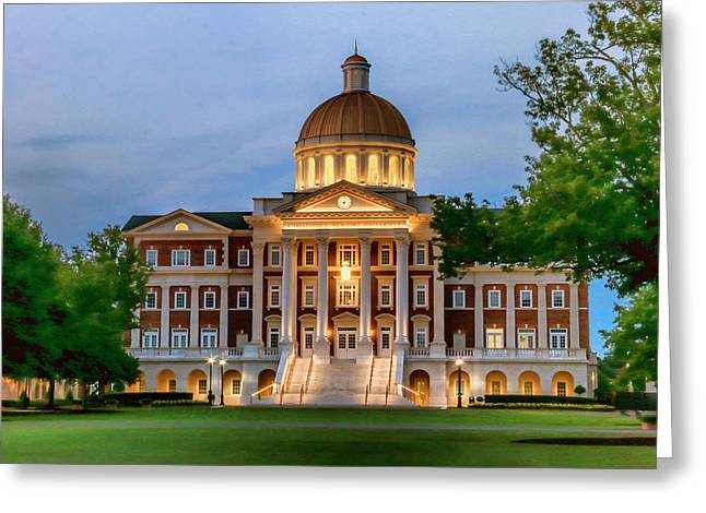 Christopher Newport Hall An Exquisite Jewel Greeting Card