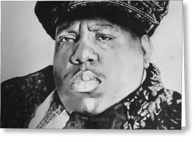 Christopher Wallace Greeting Card