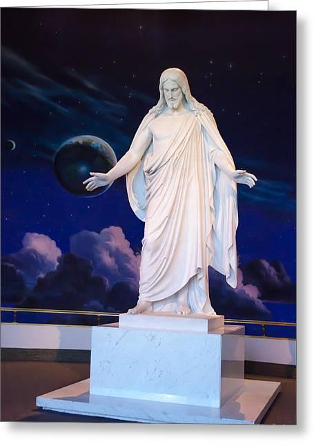 Christus Greeting Card