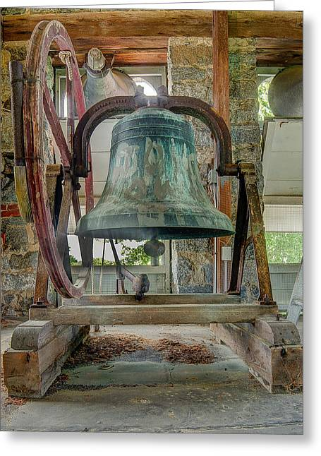 Church Bell 1783 Greeting Card