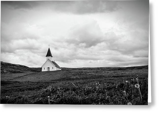 Church  Greeting Card by Helix Games Photography