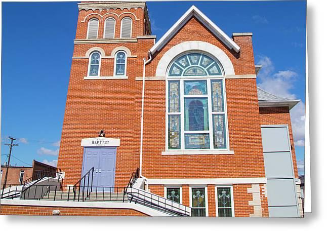 Church In Emmett Idaho Greeting Card