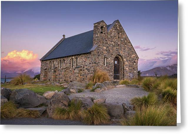 Church Of The Good Shepherd Greeting Card