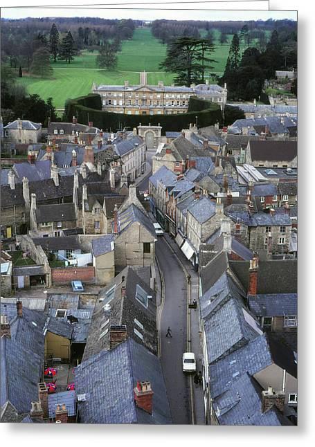 Cirencester, England Greeting Card