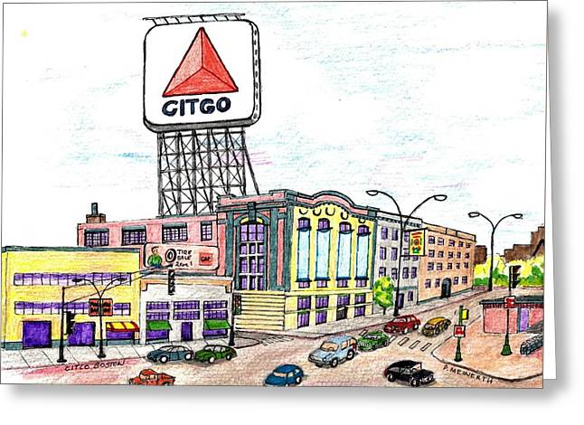 Citco Boston Greeting Card