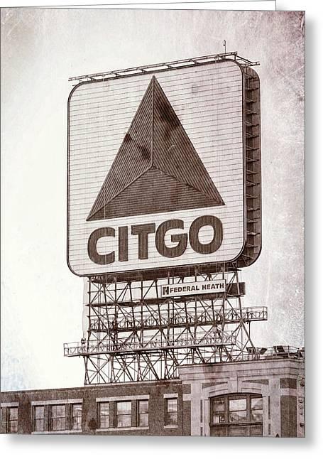 Citgo Sox #2 Greeting Card