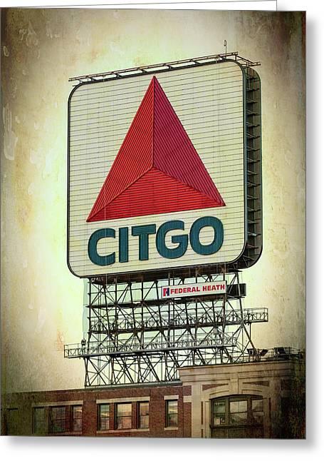 Citgo Sox Greeting Card