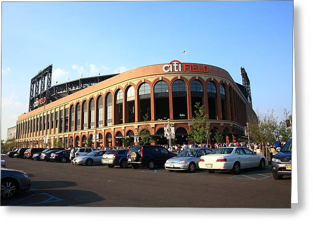Citi Field - New York Mets 13 Greeting Card