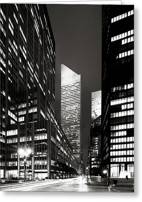 Citicorp Center Greeting Card