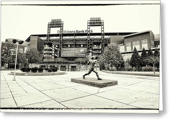 Citizens Bank Park 2 Greeting Card