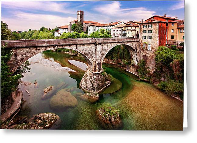 Cividale Del Friuli - Italy Greeting Card