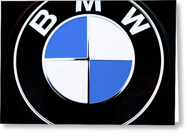 Classic Bmw Greeting Card