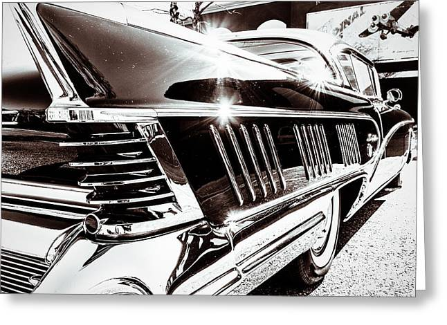 Classic Buick IIi Greeting Card by Wade Brooks