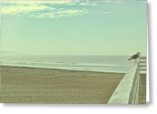 Classic California Greeting Card by JAMART Photography