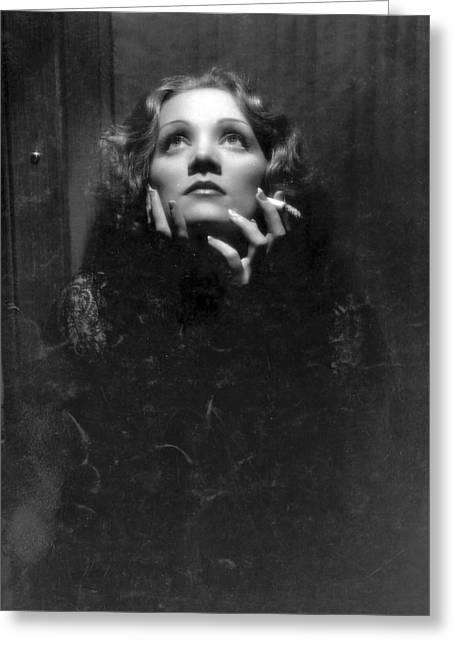 Classic Marlene Greeting Card