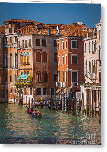 Classic Venice Greeting Card