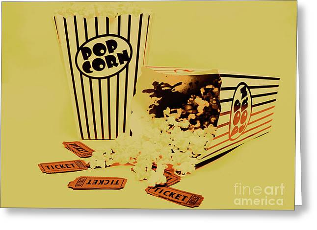 Classical Hollywood Still Life Greeting Card by Jorgo Photography - Wall Art Gallery
