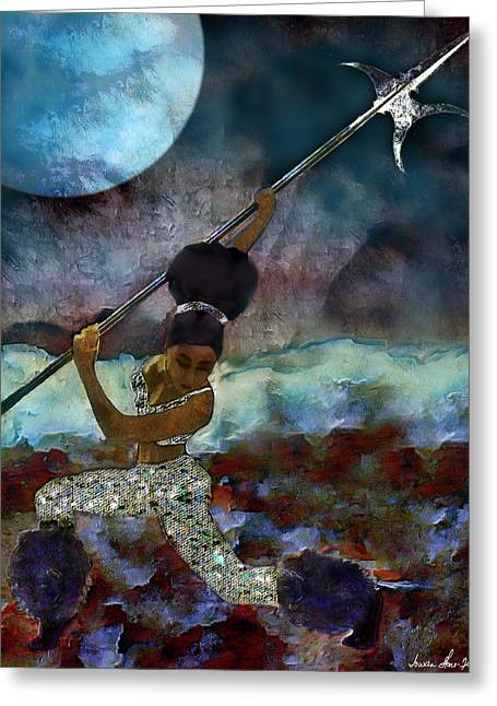 Cloud Dancer A Capella Greeting Card